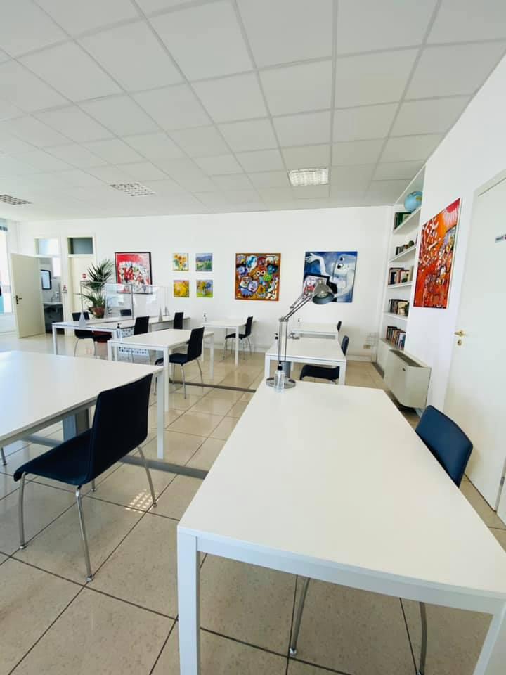 "Aula studio ""Il Cardo"""